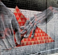 Twoone, street art, street artists, Australian street artists, Melbourne, is it art?