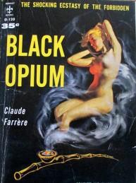 Claude Farrere - Black Opium