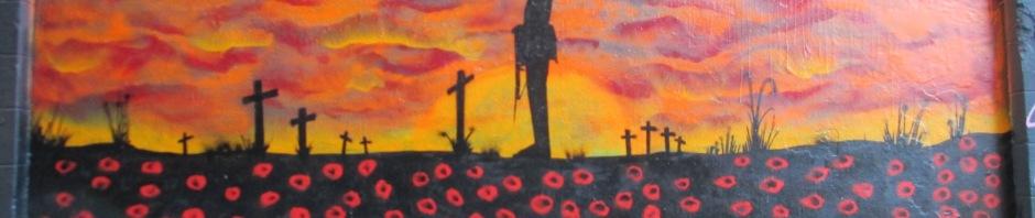 Hosier Lane | Anzac Tribute | Lest We Forget