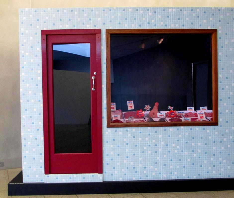 Ivan Durrant - Butcher Shop