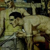 Mervyn Napier Waller   mural