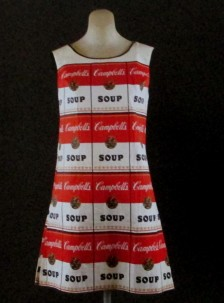 Anon - Paper 'Souper' Dress (1966-67)