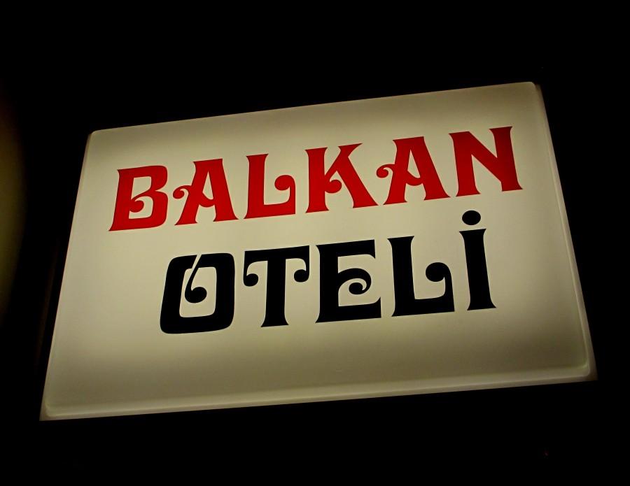 Huseyin Bahri Alptekin | Balkan Oteli