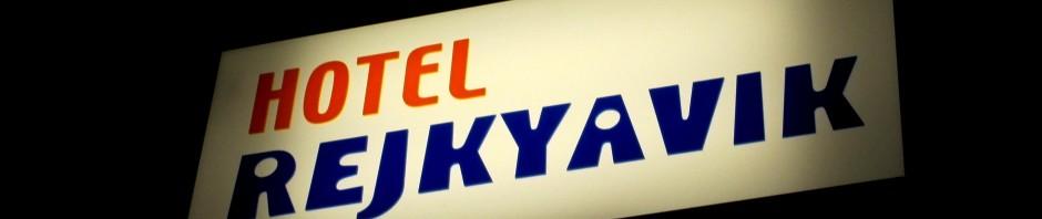 Huseyin Bahri Alptekin | Hotel Rejkyavik