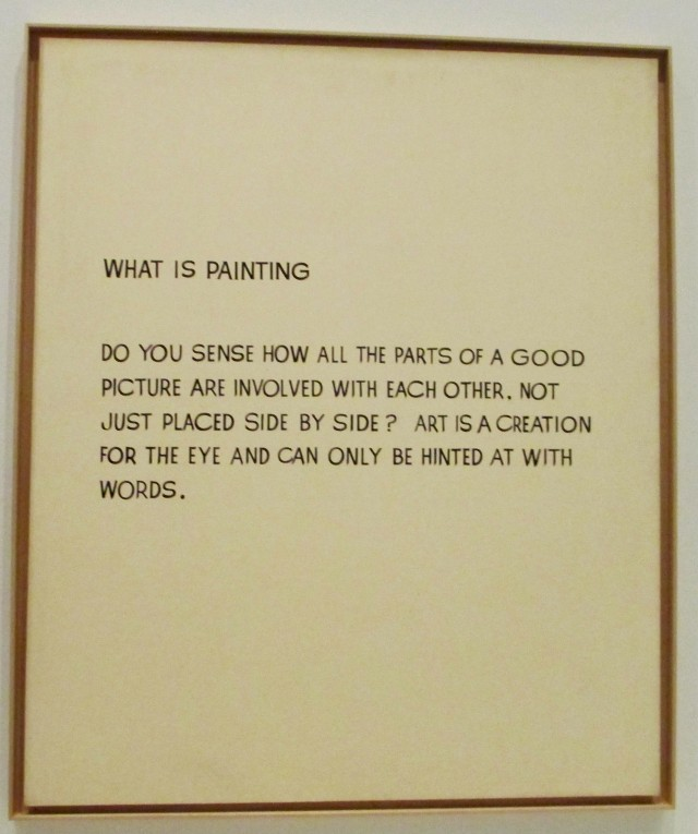 John Baldessari | What is Painting