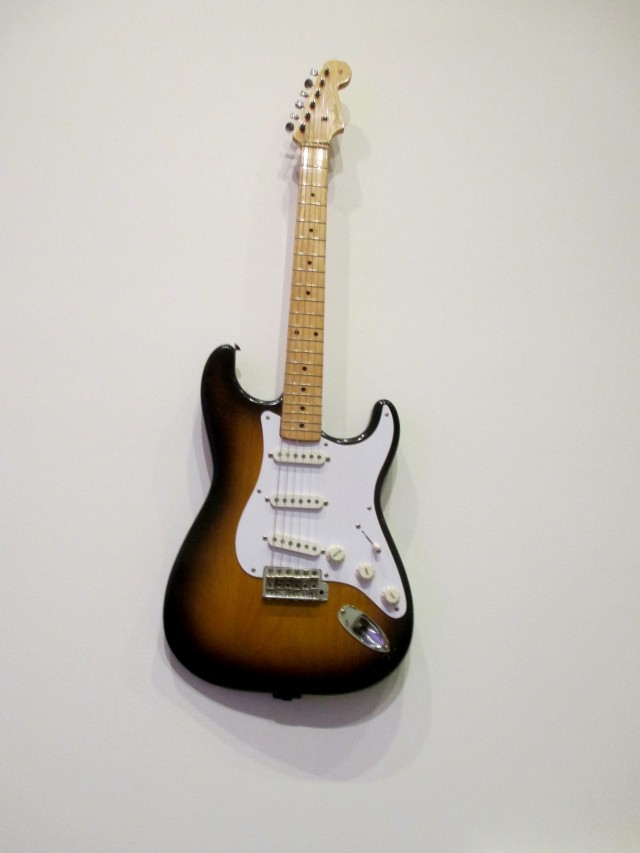 Leo Fender | Fender Stratocaster Electric Guitar