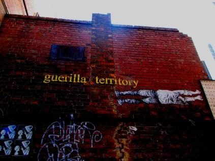 Baby Guerilla | Guerilla Territory
