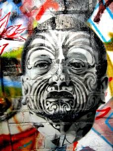 HaHa stencil | Melbourne CBD