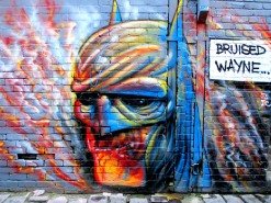 Heesco | Bruised Wayne