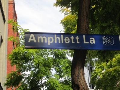 Chrissie Amphlett | Divinyls | Amphlett Lane