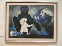 arthur boyd - bridegroom waiting for his bride to grow up