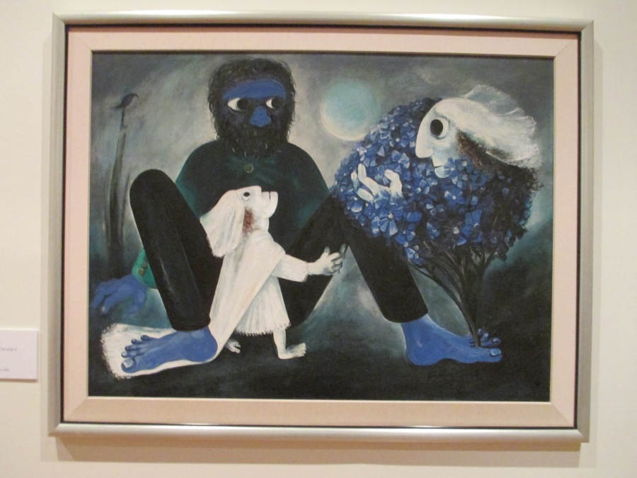 Arthur Boyd | Bridegroom Waiting For His Bride To Grow Up