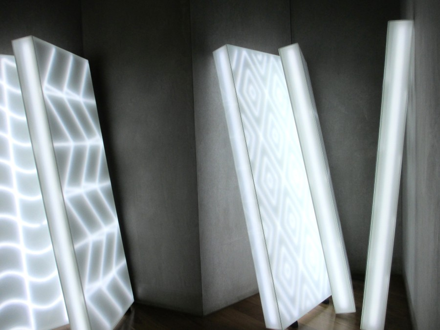 Jonathan Jones | Untitled Muyan (2011 Light Boxes)