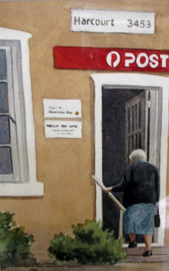 Carolyn Marrone   Post Office Harcourt