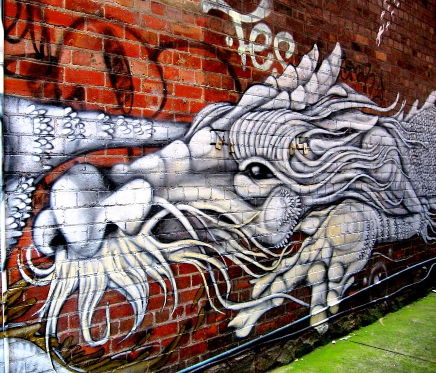 DrewFunk | dragon