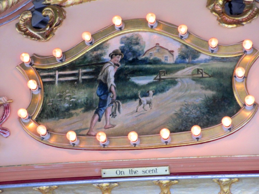 Luna Park Carousel | On the Scent