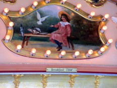 Luna Park Carousel | Breakfast Time