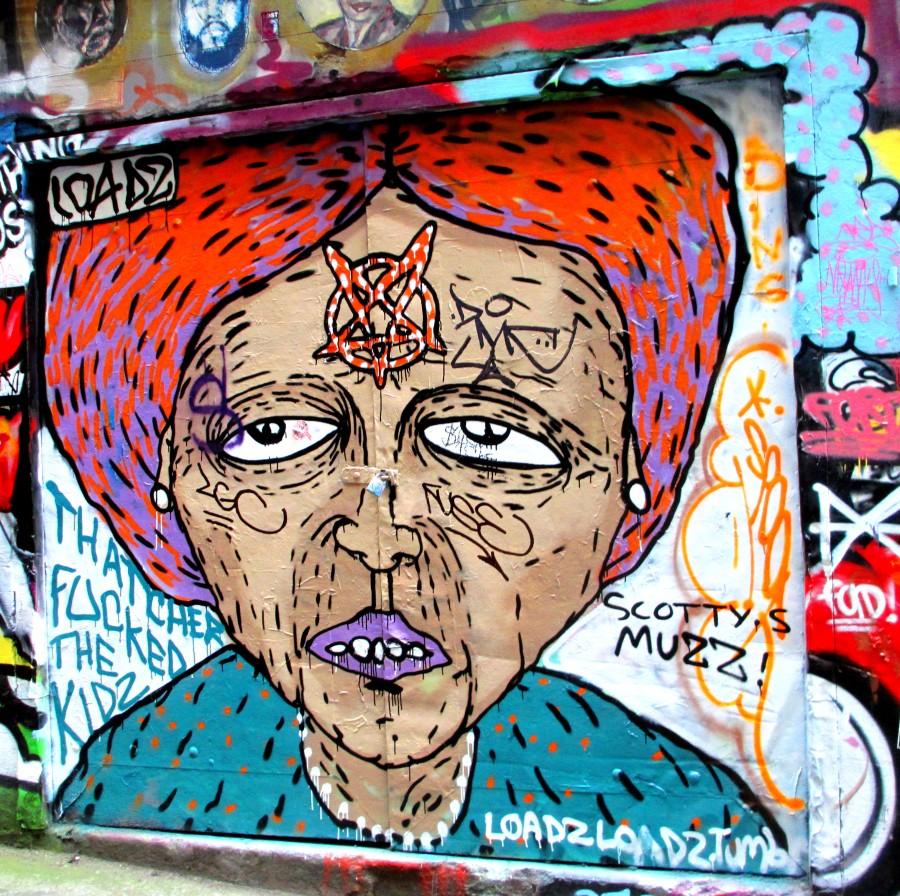 Loadz | Maggie Thatcher