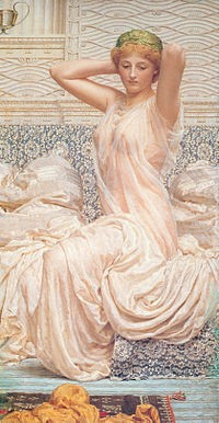 Albert Moore | Summer Nights