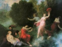 Fantin-Latour | Tannhauser on the Venusberg (1864)