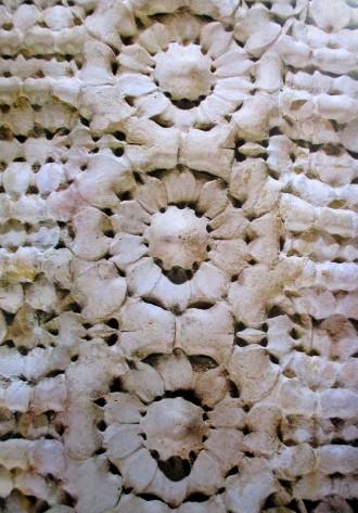Gaudi | La Sagrada Familia - (Detail portal of the Rosary)