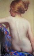 Janet Agnes Cumbrae-Stewart | La Biondina 1925