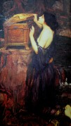 John William Waterhouse | Pandora
