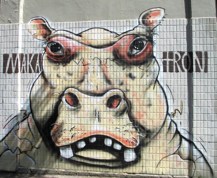 Makatron - Hippo