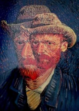 Martin Sharp | Vincent Van Gogh (Likeness)
