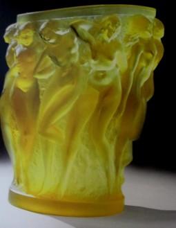 Rene Lalique | Bacchanlies Vase (1927)