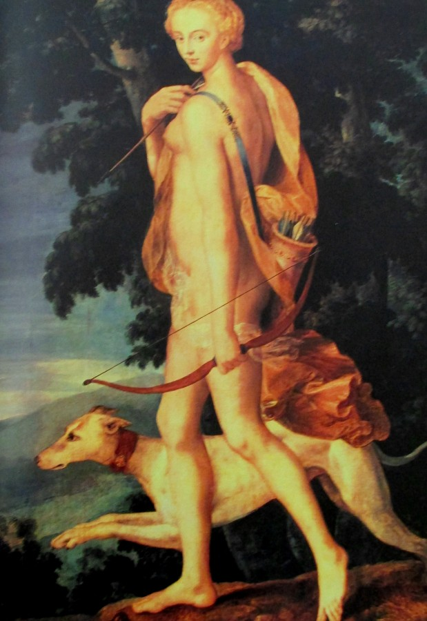 School of Fontainebleau | Diana and the Huntress