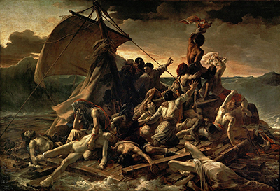 Raft of the Medusa | Theodore Gericault
